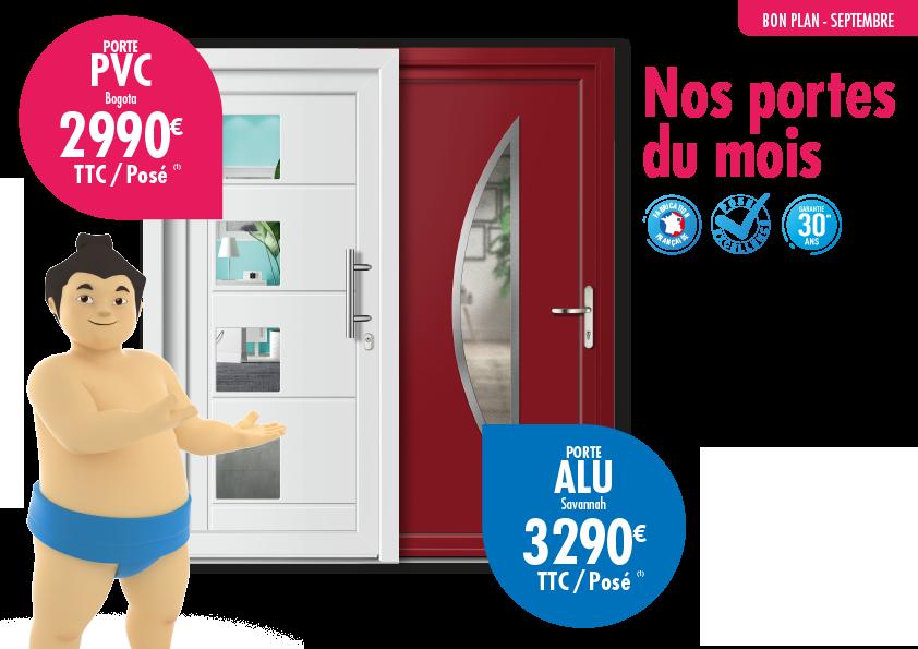TRYBA Portes Du Mois